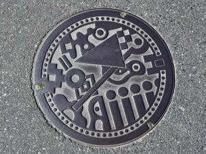 plaque-hakata