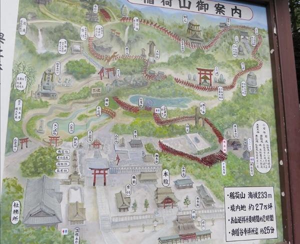 Kyoto - Sanctuaire d'Inari - 2012