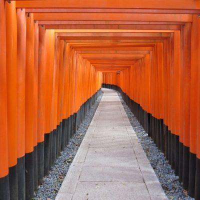 Kyoto – Marché de Nishiki et Sanctuaire d'Inari – 2012