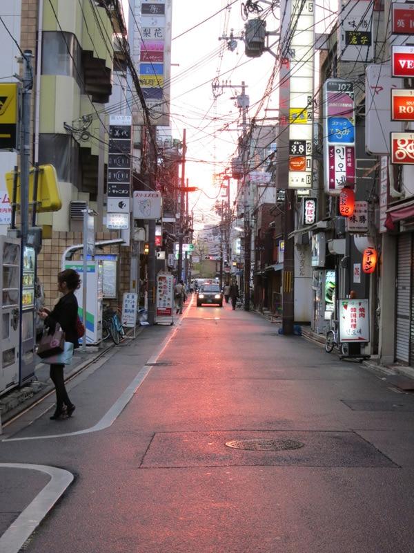 Kyoto : la nuit 2012