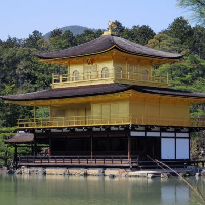 Kyoto, Kinkaku-ji et Ryoan-ji – 2012