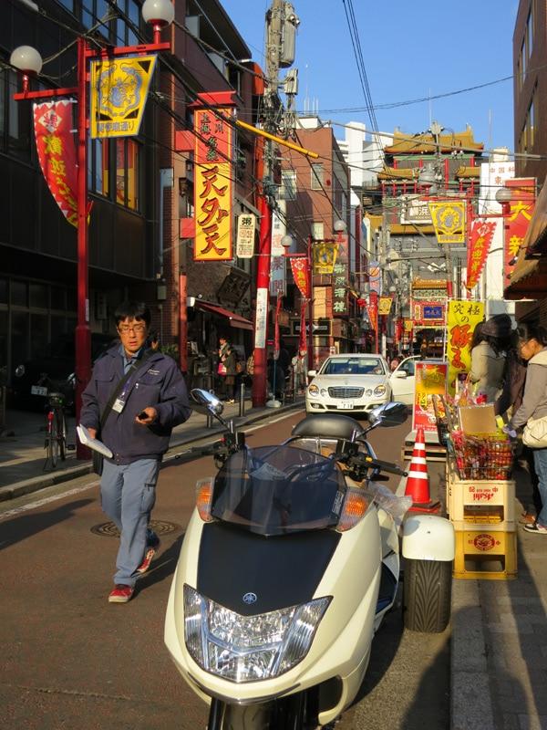 yokohama-quartier chinois