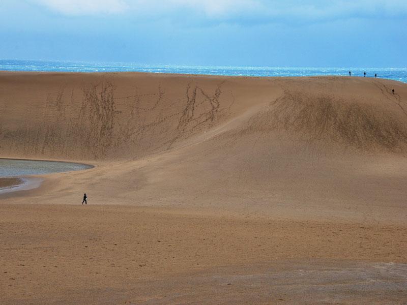 Les Dunes de Tottori – 2017