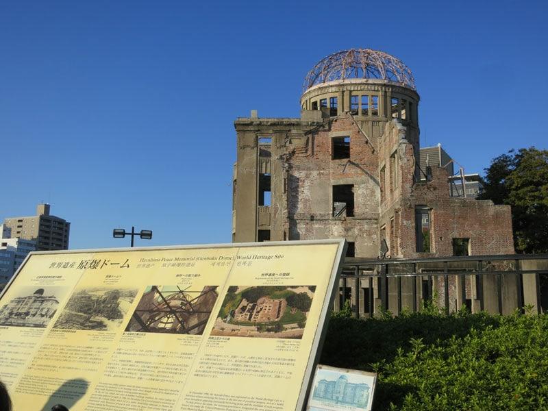 Hiroshima-2017-dome