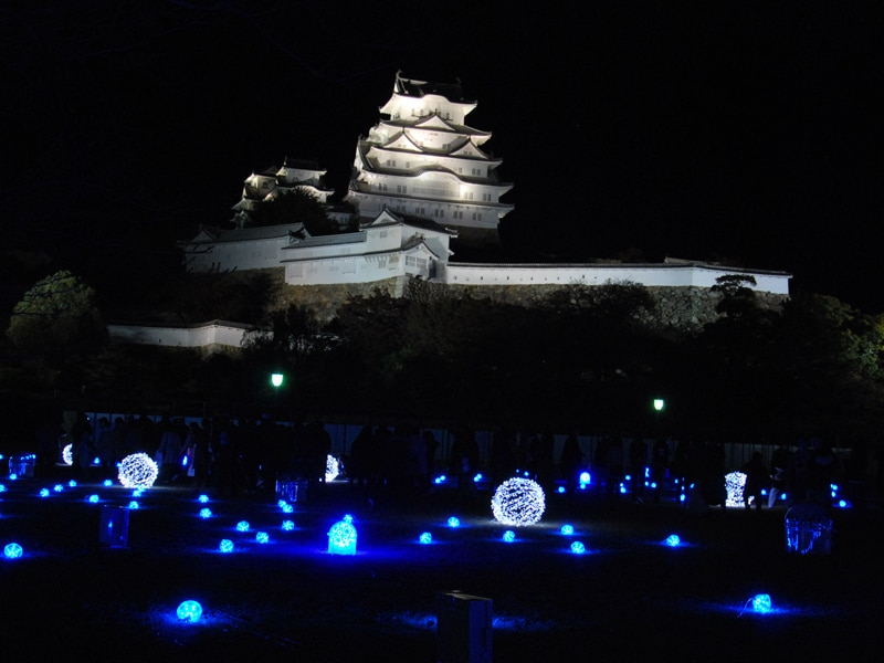 himeji-2017-chateau-illumination