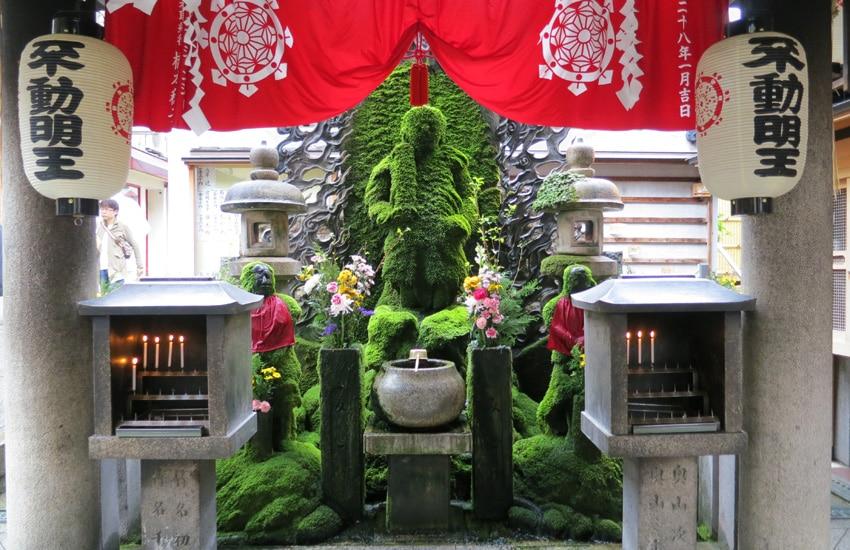 osaka-2017-entre-nippombashi-et-dotonbori-temple-hozenji