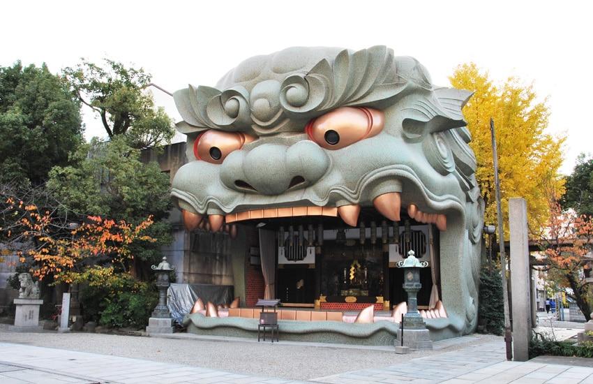 nambayasaka-shrine