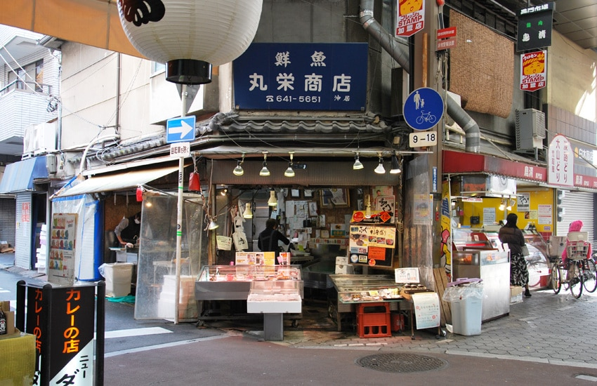 osaka-kuromon-market-around