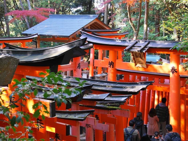 Kyoto 2017 – Fushimi Inari et Arashiyama