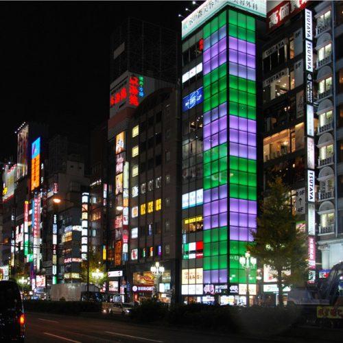 Tokyo 2017 – Ginza, Shibuya, Shinjuku