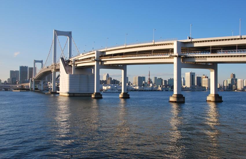 tokyo-2017-odaiba-vue-du-park-rainbow-bridge