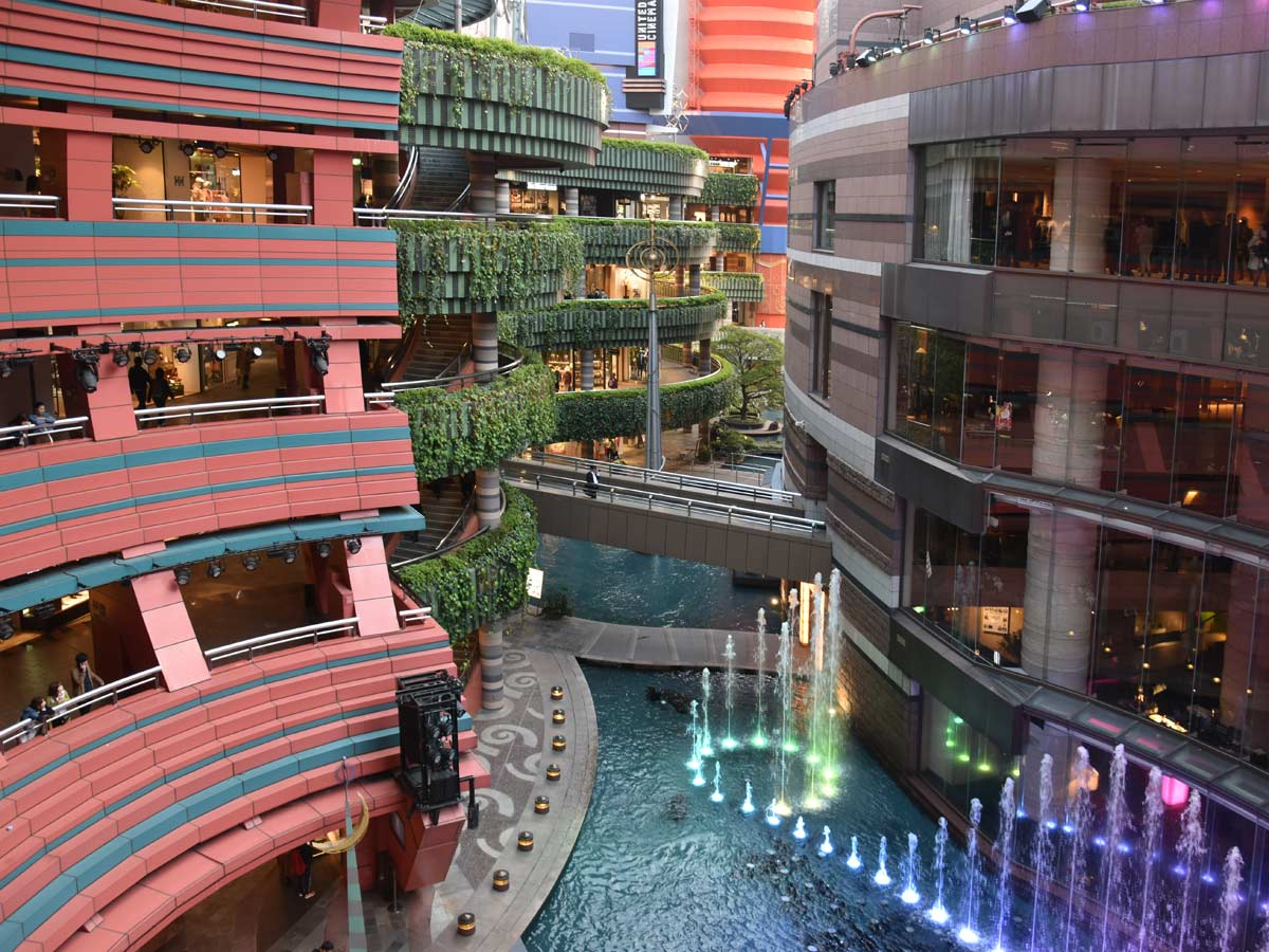 Fukuoka 2019 – Balade à Nakasu vers Canal City