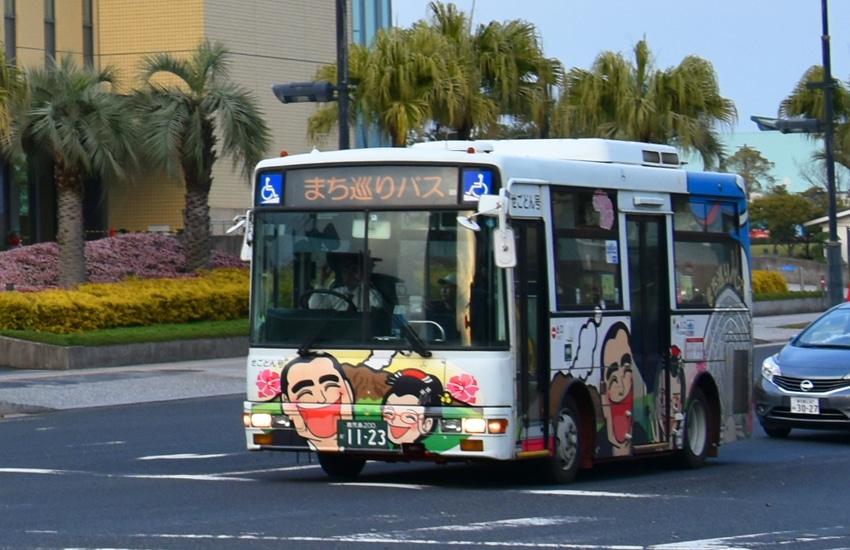 kagoshima-2019-bus