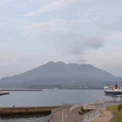 Kagoshima 2019 – Premier jour du voyage