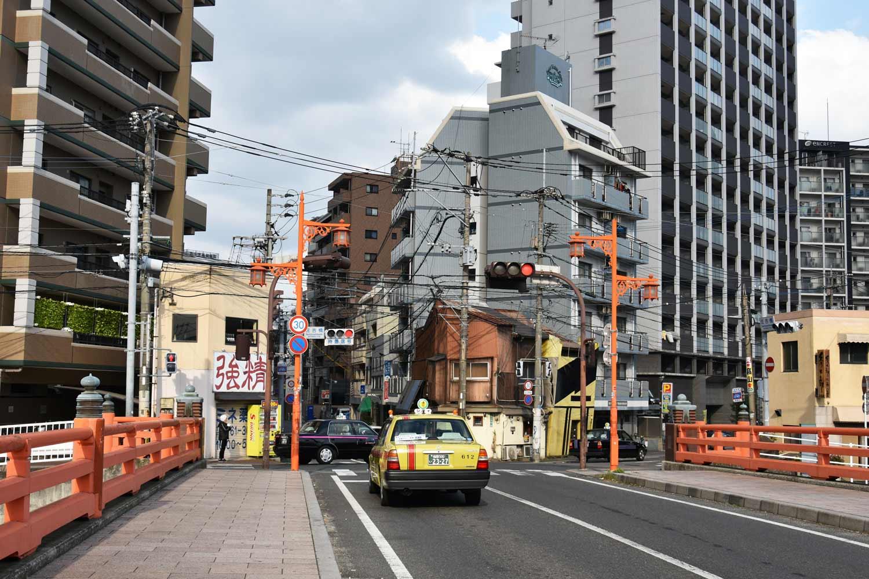 fukuoka 2019 pont en ville