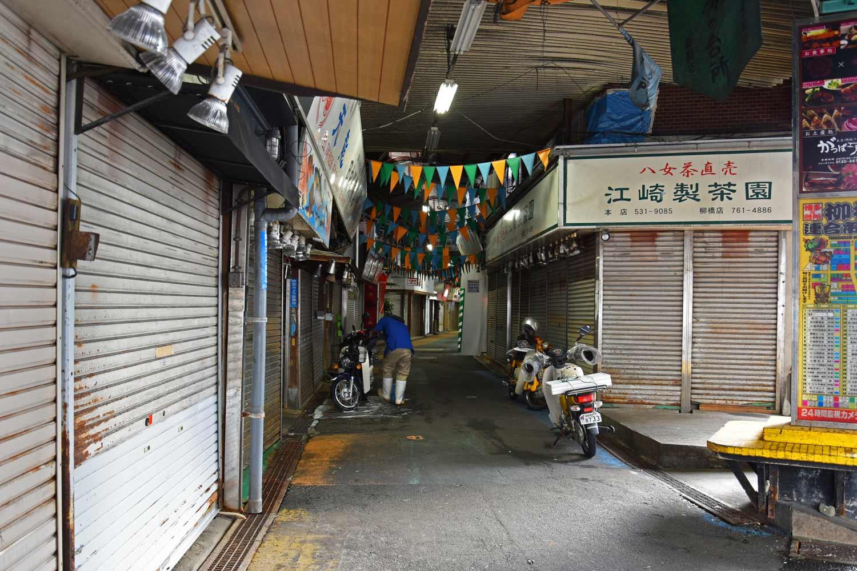 fukuoka-1-marché-fermé