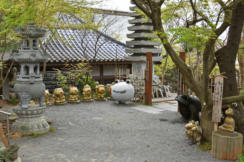 fukuoka 2019-temple-kaerudera-2