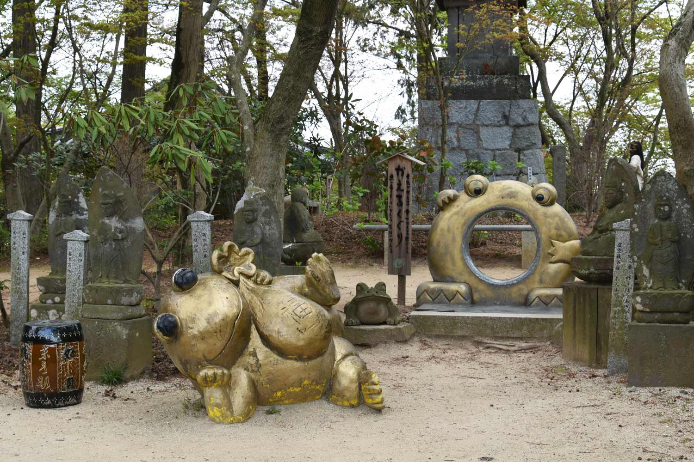 fukuoka 2019-temple-kaerudera-3
