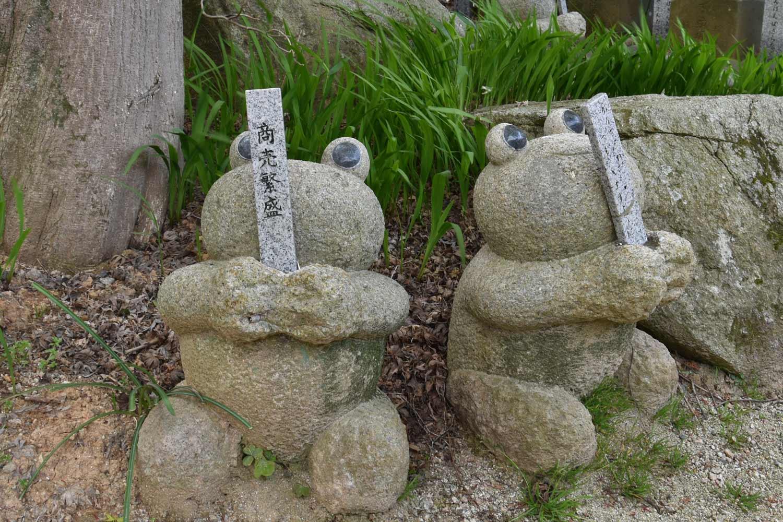 fukuoka 2019-temple-kaerudera-4