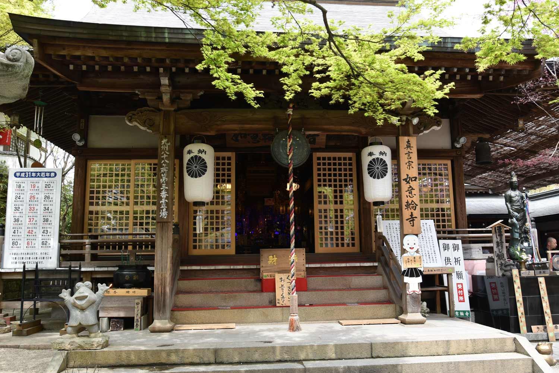 fukuoka 2019-temple-kaerudera-9