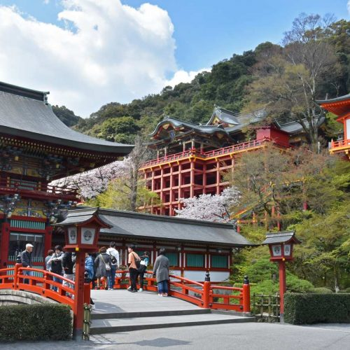 Fukuoka 2019 – Le sanctuaire Yutoku Inari