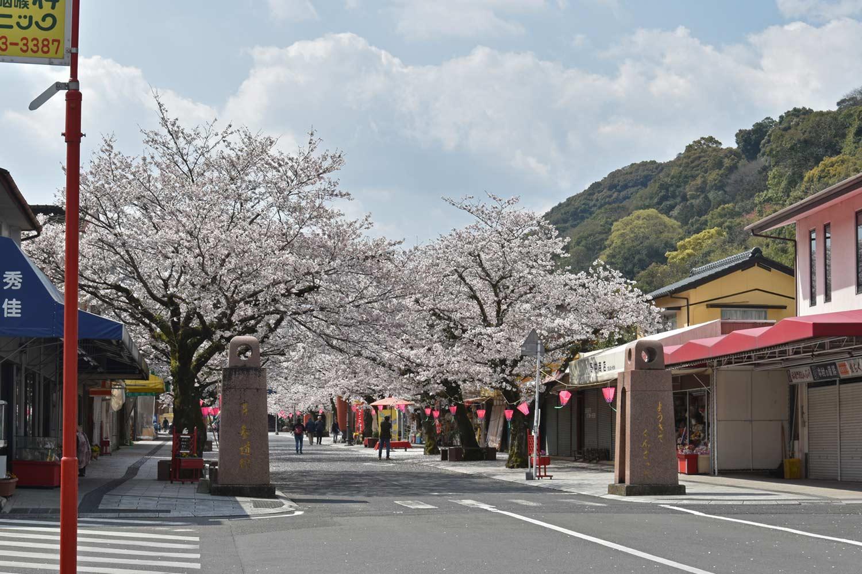 fukuoka-2019-yutoku-inari-rue-commercante-entree
