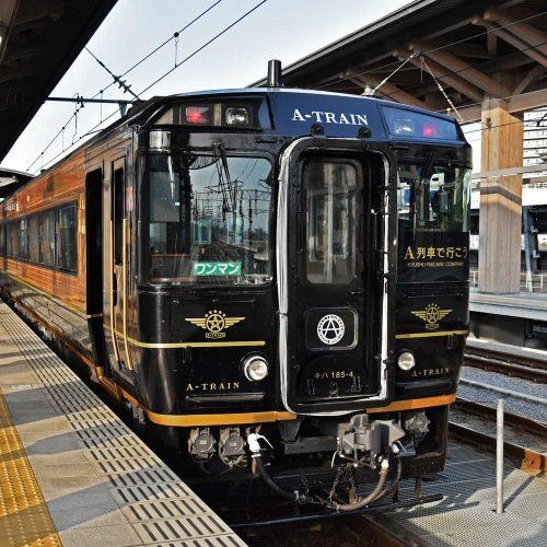 Les trains de Kyushu