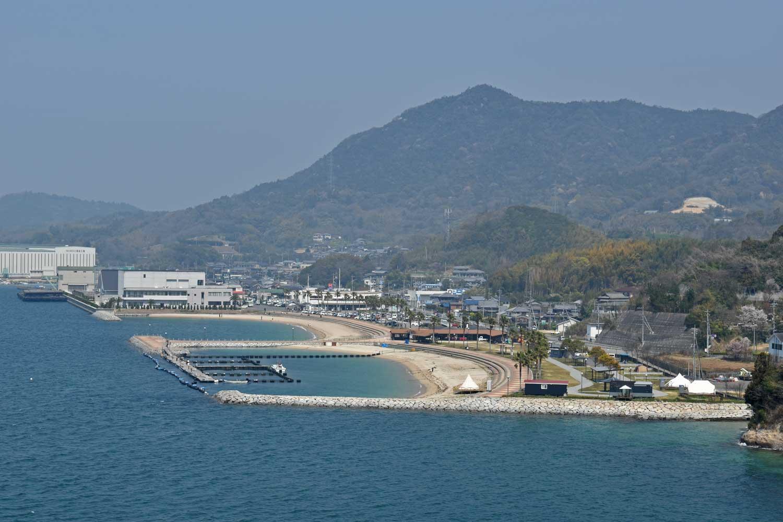 Imabari-2019-shimanami-kaido-hakatajima-island