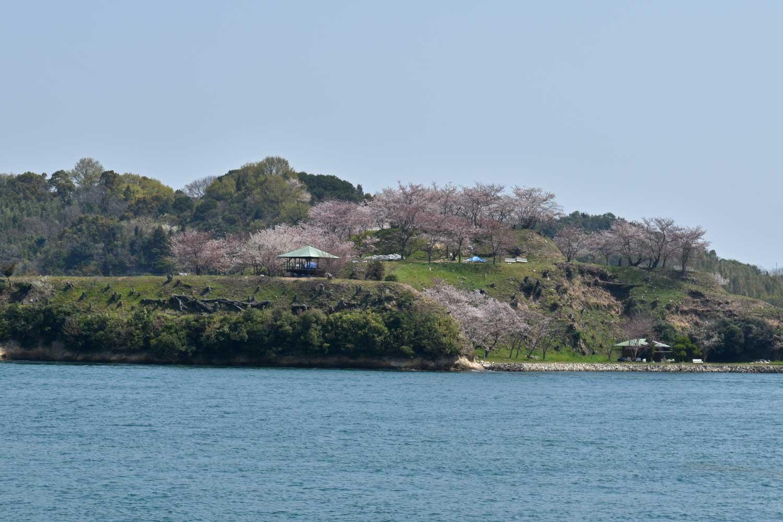 Imabari-2019-shimanami-kaido-oshima-noshima-castle-ruins