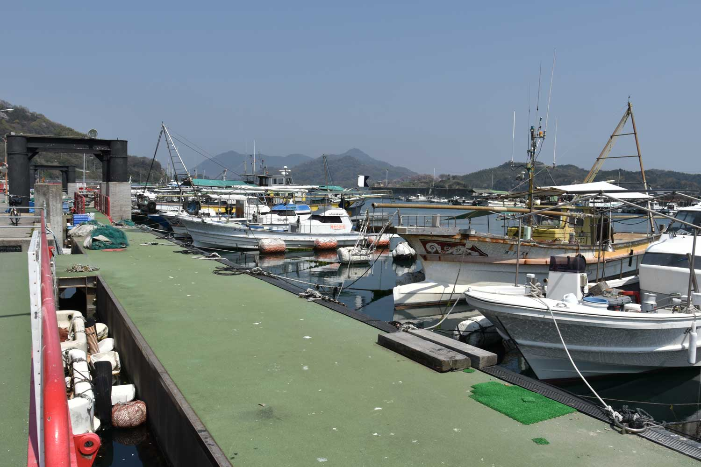 Imabari-2019-shimanami-kaido-oshima-port-mitakubo