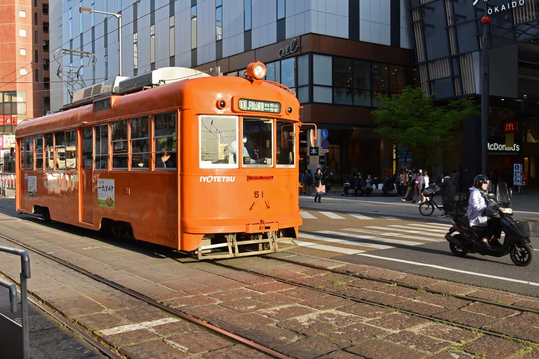 Matsuyama-2019-1-tramway-ville