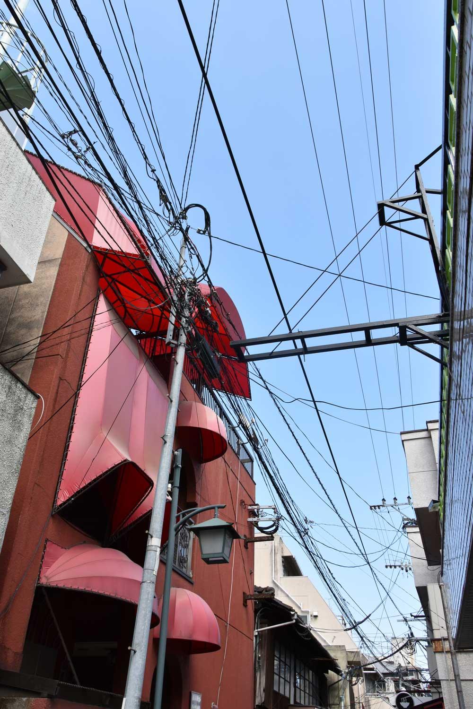 beppu-2019-balade-en-ville-cables-electriques-1