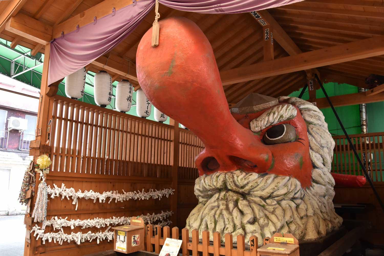 beppu-2019-balade-en-ville-shotengai-tengu-1