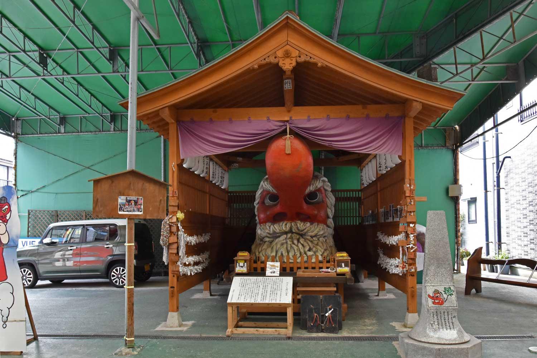 beppu-2019-balade-en-ville-shotengai-tengu-3