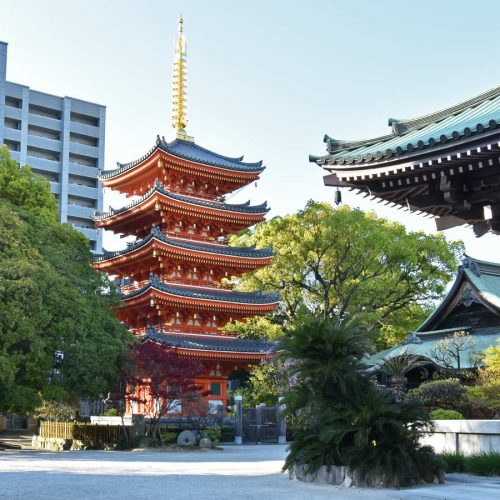 Fukuoka 2019 – Petit tour en ville
