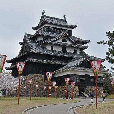 Matsue 2019 – Petit tour au château