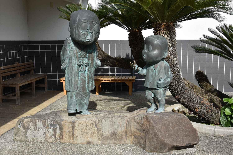 sakaiminato-2019-shigeru-road-musee-statues-163-164-nonnonba