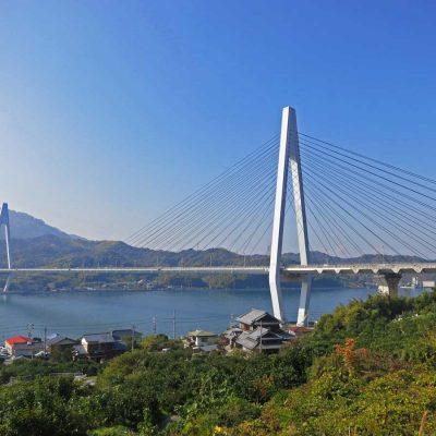 Shimanami Kaido 2014 – 35 km depuis Onomichi