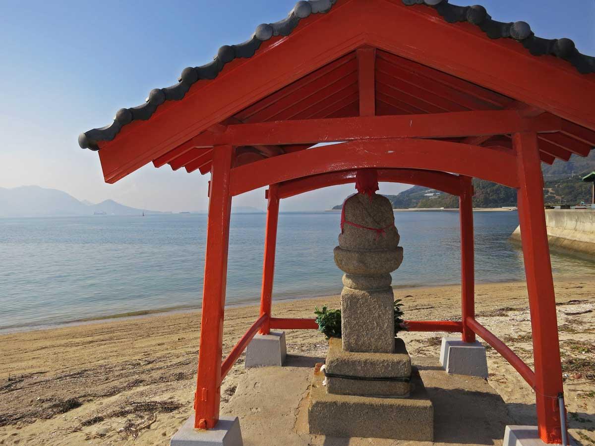 shimanami-kaido-2014-ikuchijima-setoda-beach-1