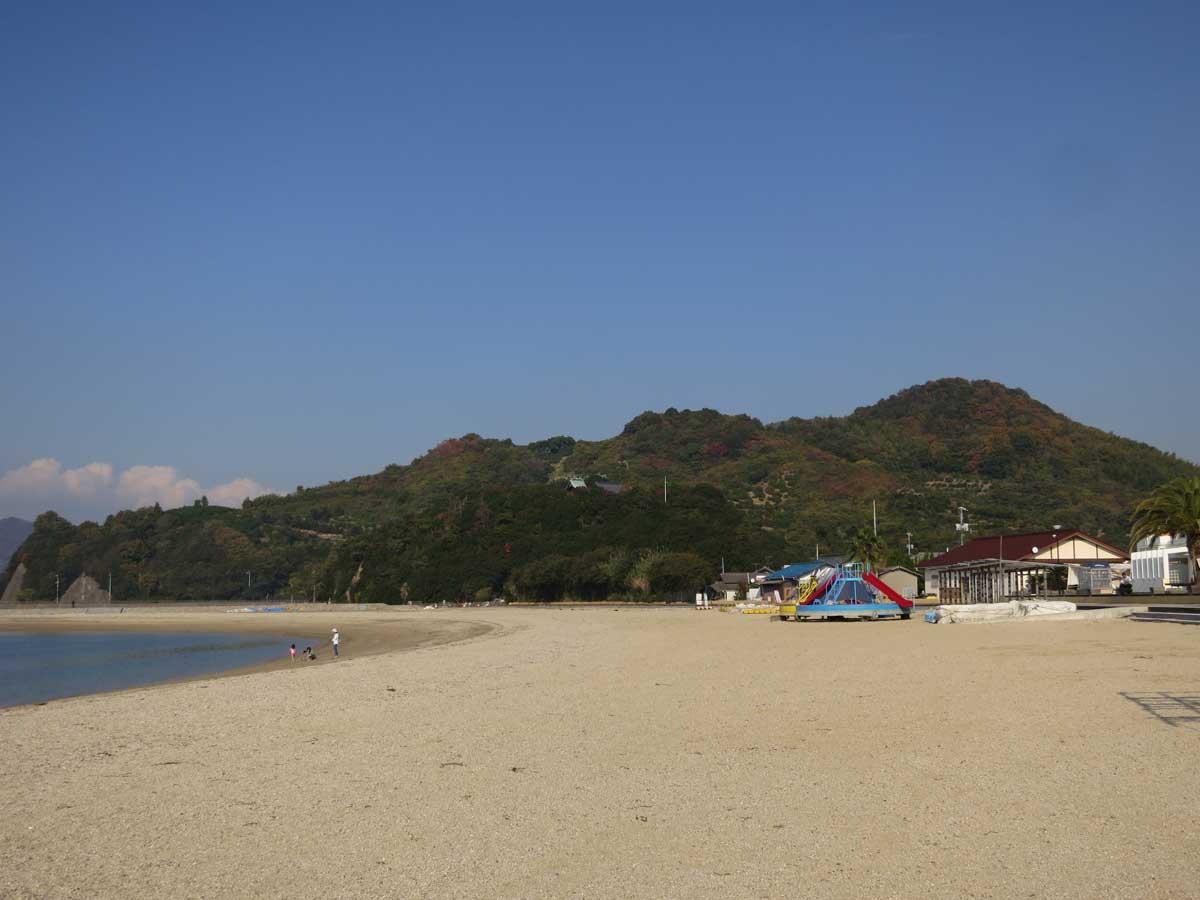 shimanami-kaido-2014-ikuchijima-setoda-beach-2