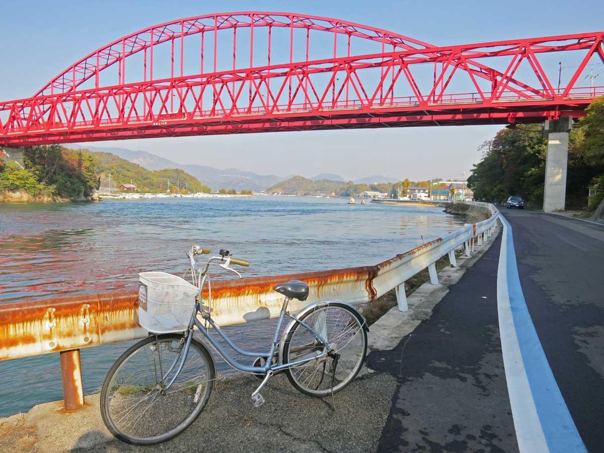 shimanami-kaido-mukaishima bridge 2014
