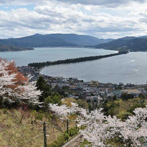 Retour à Amanohashidate en 2019