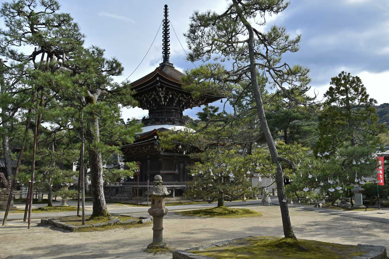 2019-amanohashidate-temple-chion-ji-1