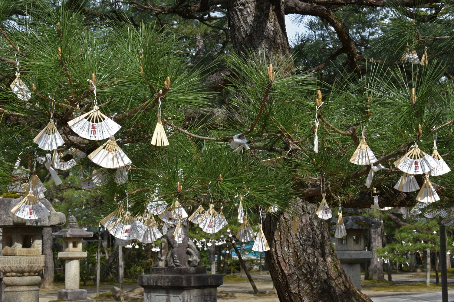 2019-amanohashidate-temple-chion-ji-ema-eventails