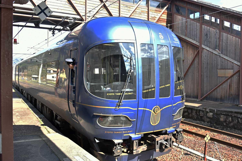 2019--train-kyoto-Limited Express Tango Relay-amanohashidate