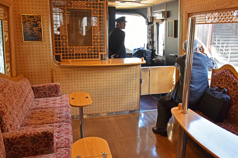 train-amanohashidate-2019 Limited Express Tango Relay