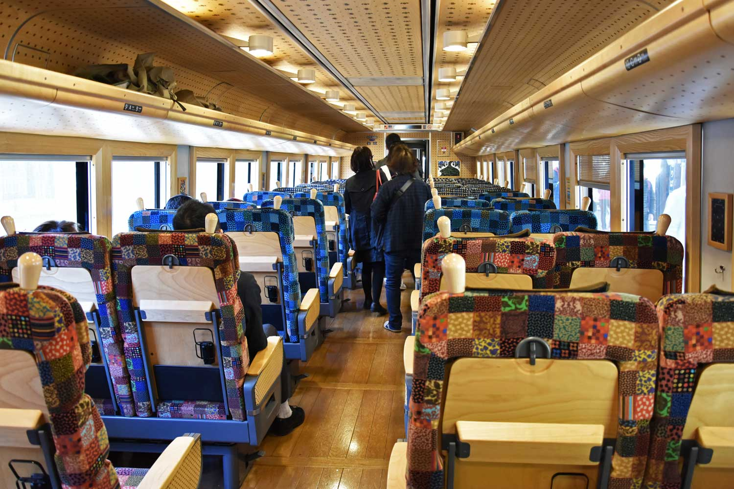train-amanohashidate-2019 Limited Express Tango Relay