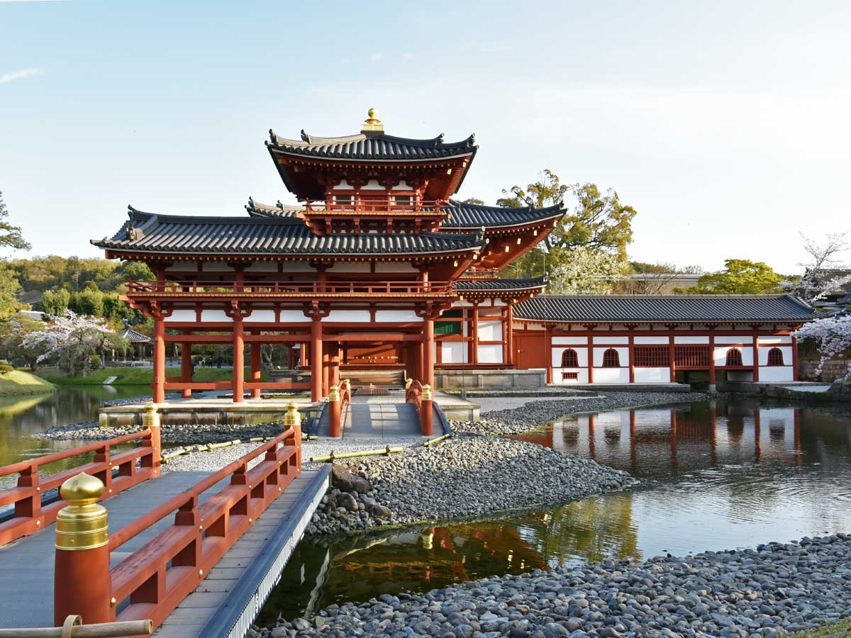 Uji 2019 et le temple Byodo-in