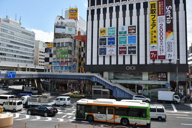 tokyo-2019--gare-ueno.vue-ameyoko