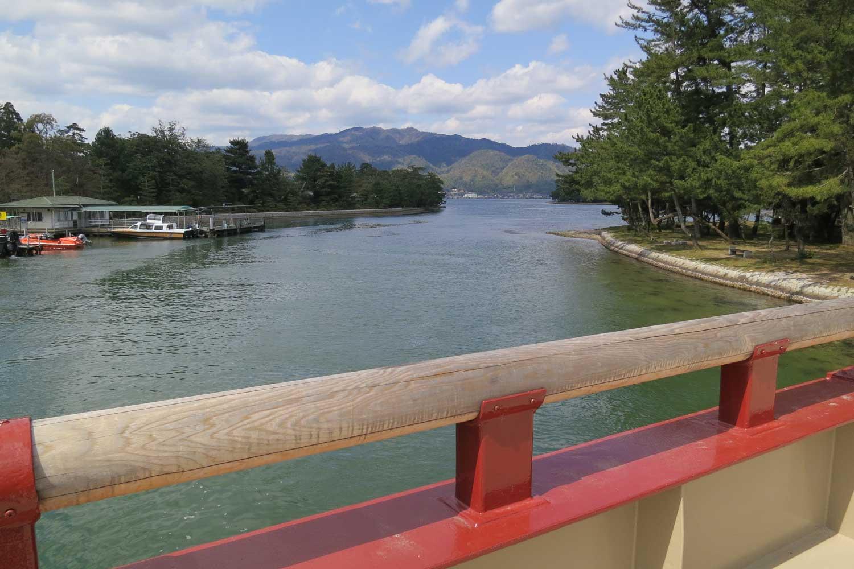 amanohashidate-2016-pont-rouge-pivotant-1
